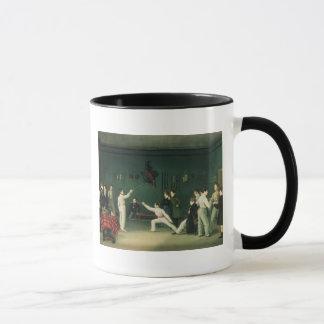 Caneca Uma cena de cerco, 1827