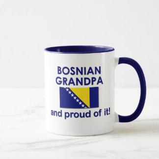 Caneca Vovô bosniano orgulhoso
