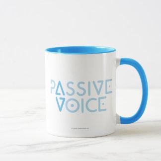 Caneca Voz passiva