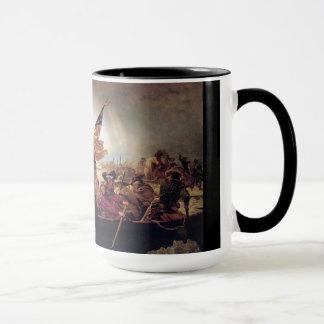 Caneca Washington que cruza o Rio Delaware Mug*