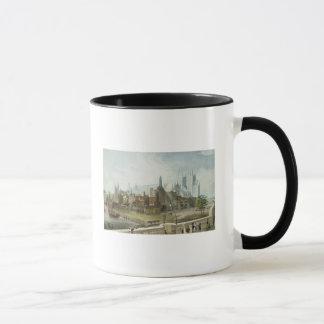 Caneca Westminster Hall e abadia