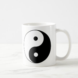 Caneca yin yang