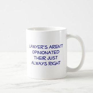 Canecas do advogado caneca de café