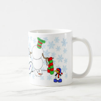 Canecas do inverno caneca de café