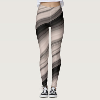 Caneleiras da arte abstracta do abstraidor leggings