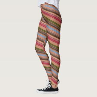 Caneleiras da arte abstracta do abstraidor leggings