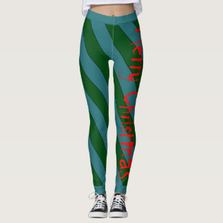 Caneleiras do Feliz Natal Leggings