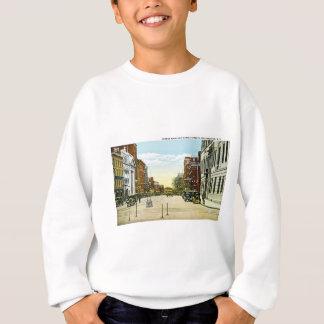 Cano principal e ruas de canto do mercado, t-shirts