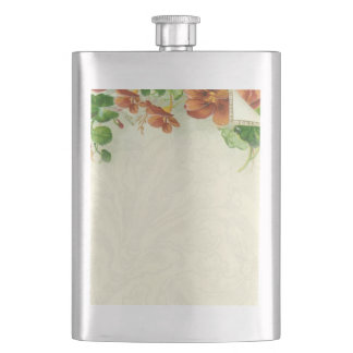 Cantil A beira floral do vintage personaliza