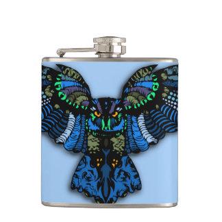 Cantil Coruja azul