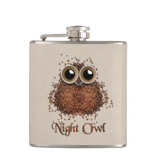 Cantil Coruja de noite