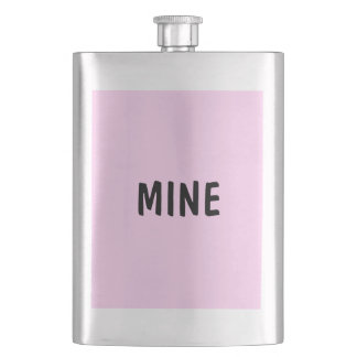 Cantil De Bebida Somente cor sólida bonito cor-de-rosa OSCB14