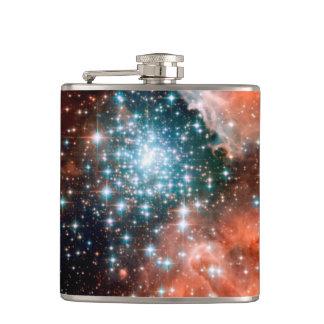 Cantil Estrela de NGC 3603 que forma a região - foto do
