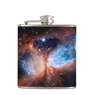 Cantil Estrela S106 que forma a região - foto do espaço