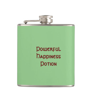 Cantil Garrafa poderosa da poção da felicidade