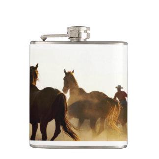 Cantil garrafa roping do vaqueiro