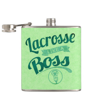 Cantil O Lacrosse gosta de um chefe