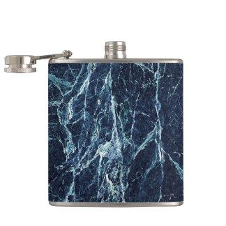 Cantil Teste padrão de mármore moderno azul