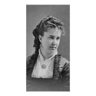 Cantor Clara Louise Kellogg da ópera por Mathew Br Cartões Com Fotos