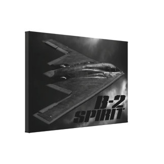 Canvas da galeria do espírito B-2