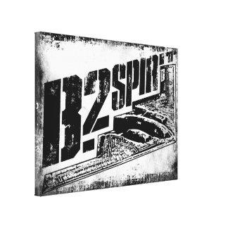 Canvas do espírito B-2