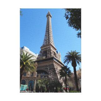 Canvas do hotel & do casino de Paris Las Vegas