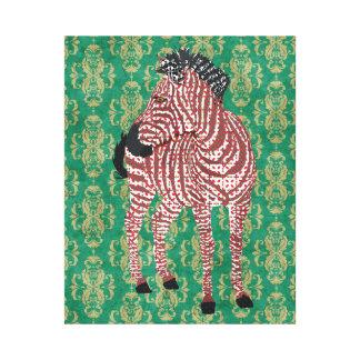 Canvas verdes da arte de Zenya II Impressão Em Tela Canvas
