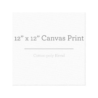 Canvas X12 do costume 12