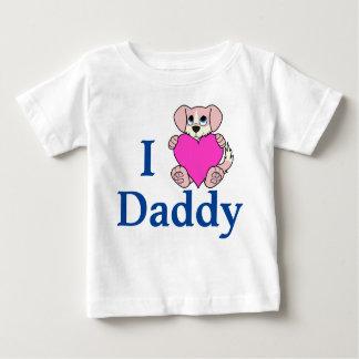 Cão cor-de-rosa do dia dos namorados com coração tshirt