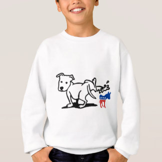 Cão de Democrata Tshirt