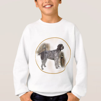 Cão de Huntiing T-shirts