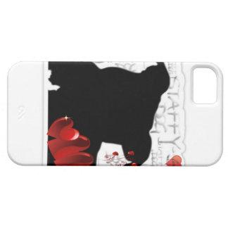 Cão de Staffy Capas Para iPhone 5