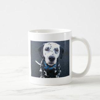 Cão Dexter de Dalmation Caneca De Café