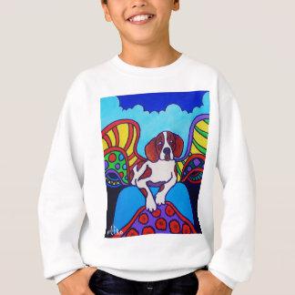 Cão do anjo tshirts