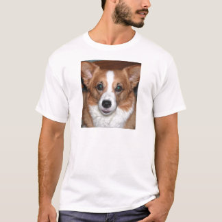 Cão do Corgi T-shirt