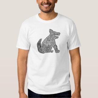 Cão do Doodle Camiseta