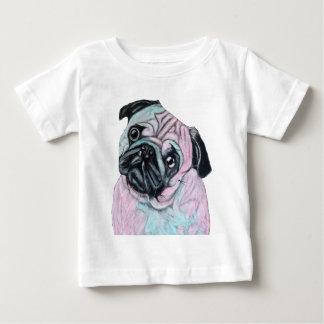 Cão do Pug Camisetas