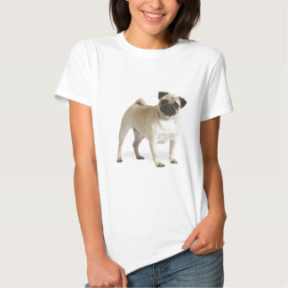Cão do Pug Tshirts