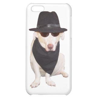 Cão dos azuis capas para iphone5C
