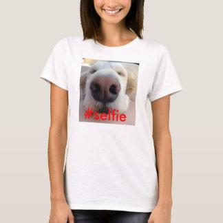Cão engraçado tshirts