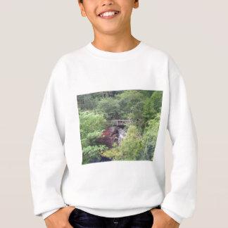 Cão japonês do jardim camiseta