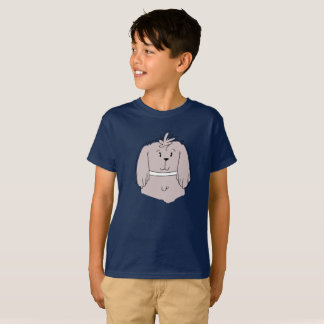 cão ps002 bonito tshirt