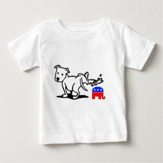 Cão republicano tshirt