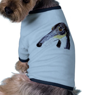 Cão subtil do lurcher roupas para pets