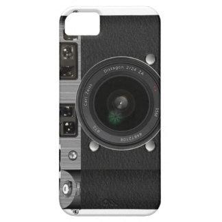 Caoinha Camera Antiga Capa Para iPhone 5