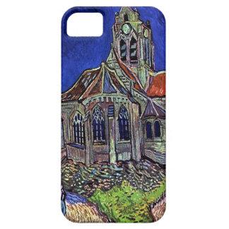Capa Barely There Para iPhone 5 A igreja em Auvers por Vincent van Gogh 1890