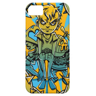 Capa Barely There Para iPhone 5 Case #Comic 2