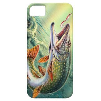 CAPA BARELY THERE PARA iPhone 5 CASO DA PESCA DO PIQUE IPHONE5