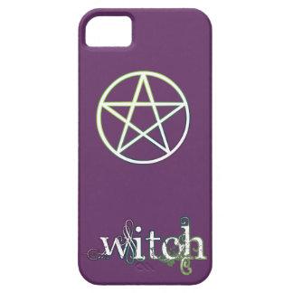 Capa Barely There Para iPhone 5 Caso do iphone 5 da bruxa