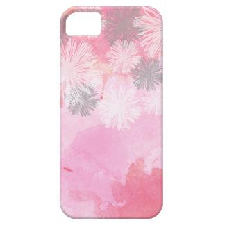 Capa Barely There Para iPhone 5 Caso NA MODA do rosa iPhone5/5s/SE do teste padrão